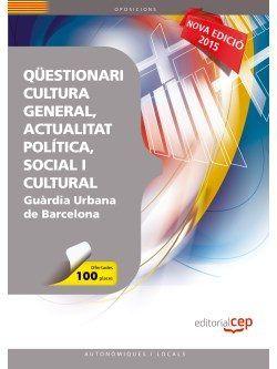 QÜestionari cultura general, actualitat politica, social i c