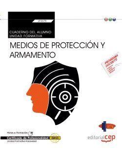 Cuaderno del alumno. medios de proteccion y armamento (trans