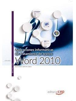 Aplicaciones informaticas de tratamiento de textos: word 201