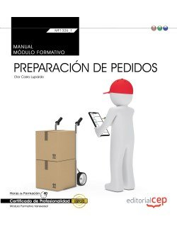 Manual preparacion de pedidos