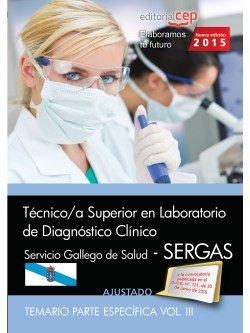 Tecnico/a superior en laboratorio de diagnostico clinico. se