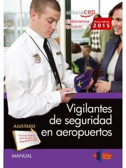 Manual vigilantes de seguridad en aeropuertos