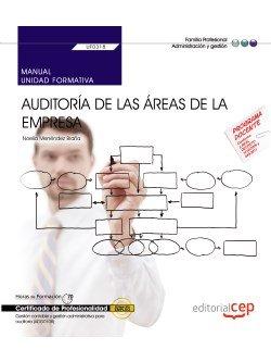 Auditoria de las areas de la empresa manual