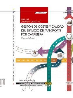 Manual gestion costes y calidad servicio transporte carrete