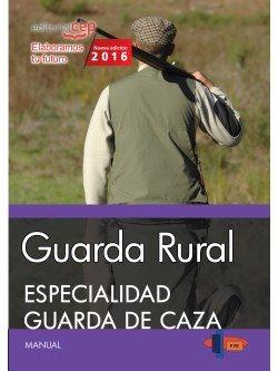 Guarda rural especialidad guarda de caza