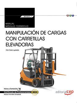 Manual. manipulacion de cargas con carretillas elevadoras (t