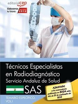 Tecnicos especialistas radiodiagnostico vol i sas 16