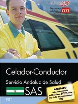 Celador conductor servicio andaluz salud test