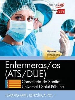 Enfermeras/os conselleria de sanitat univ