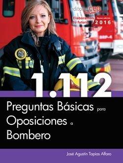 1.112 preguntas basicas para oposiciones a bombero
