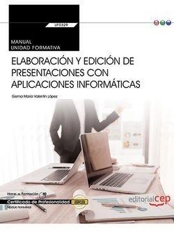 Manual. elaboracion y edicion de presentaciones con aplicaci