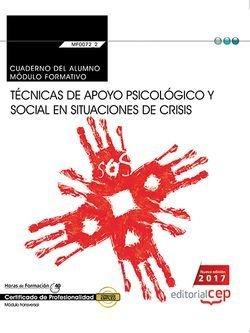 Cuaderno del alumno. tecnicas de apoyo psicologico y social