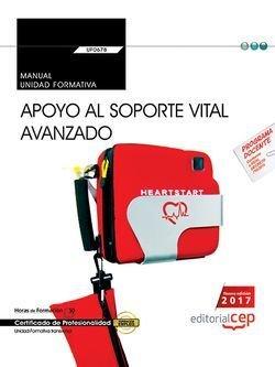 Manual. apoyo al soporte vital avanzado (transversal: uf0678