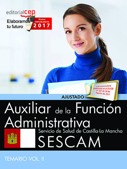 Auxiliar de la funcion administrativa. servicio de salud de