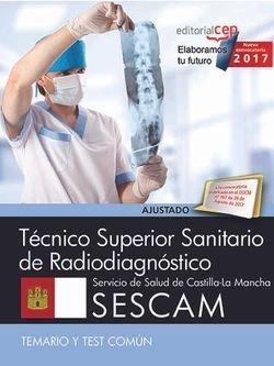 Tecnico superior sanitario de radiodiagnostico. servicio de