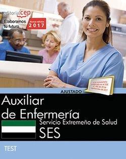Auxiliar de enfermeria. servicio extremeño de salud. test