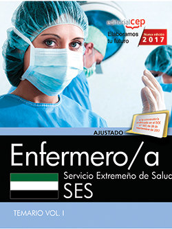 Enfermero/a ervicio extremeño de salud temario vol 1