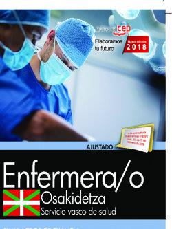 Enfermera/o servicio vasco de salud osaki