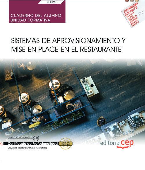 Cuaderno del alumno sistemas de aprovisionamiento y mise