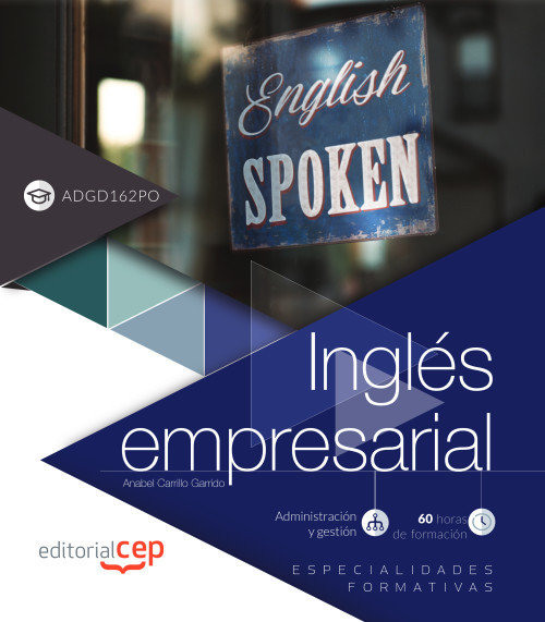 Ingles empresarial adgd162po especialidades formativas