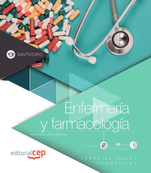 Enfermeria y farmacologia especialidades formativas
