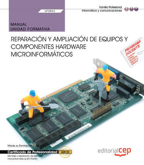 Manual. reparacion y ampliacion de equipos y componentes har