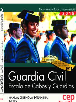 Guardia civil. escala de cabos y guardias. manual de lengua