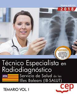 Pack ahorro basico tecnico/a especialista radiodiagnostico