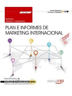 Manual. plan e informes de marketing internacional (uf1783).