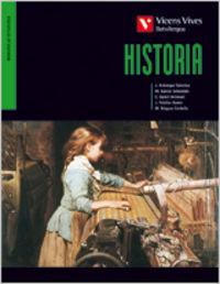 Historia (historia de españa en euskera)+separata