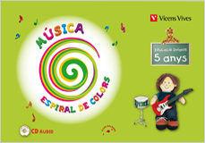 Espiral magica. musica 5-6 anys balears