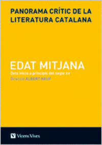 Panorama critic literatura catalana edat m. vol 1