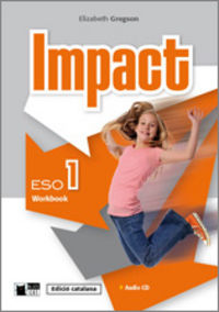 Impact 1 workbook (catala)+cd audio
