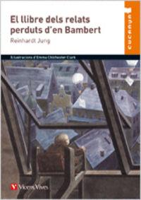 Llibre dels relats perduts de bambert,el