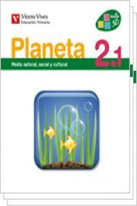 Conocimiento medio 2ºep mec 11 planeta