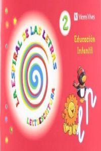 Lectoescritura 2 espiral letras 11
