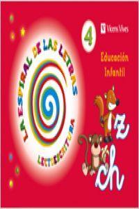 Lectoescritura 4 espiral letras 11