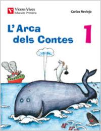 L'arca dels contes 1 educacio primaria
