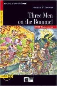 Three men on the bummel +cd step four b2.1