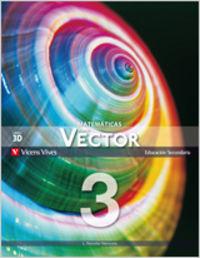 Matematicas 3ºeso vector 11