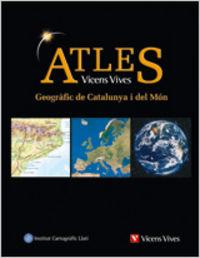 Atles geografic catalunya i mon