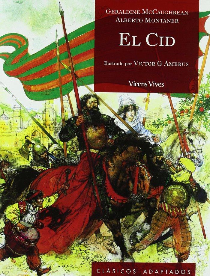Cid,el clasicos adaptados