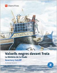 Vaixells negres davant troia (catala)