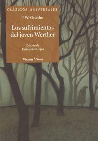 Sufrimientos del joven werther