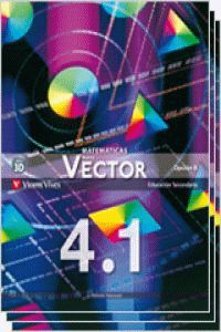 Vector 4ºeso op.b mec trimestres 12