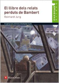 Llibre dels relats perduts de bambert-aitana,el