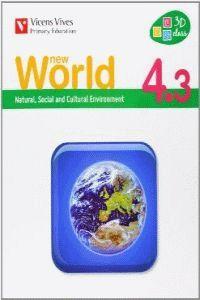 New world 4ºep st+cd 12