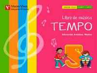 Musica 5ºep tempo+cd andalucia 15