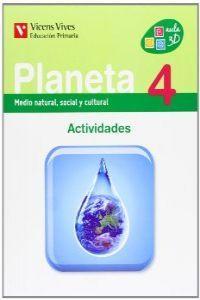 Cuaderno conocimiento medio 4ºep trim.12 planeta