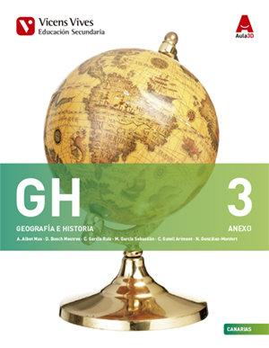 Geografia historia 3ºeso 3.1/3.2/3.3 canarias 16